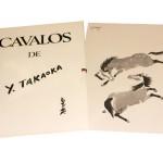 Dez desenhos de Cavalos de Y. Takaoka