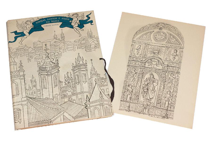 Igrejas Santos e anjos Ilustração de