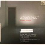 Arvo part – creator spiritus
